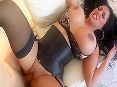 Crazy pornstar Kiara Mia in hottest big ass, latina sex clip
