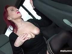 Fuck An Overprotect In A Van 2 - Emily Devine