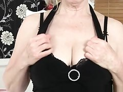 British granny Pearl is notorious for her cavalier sex drive