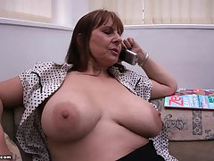 Reality Kings Big unpractised boobs with Jessa