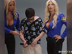 Dreams come true even if you enjoy a threesome with Brittany Andrews