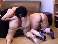 Ass rimming lesbians lick pussy and ID card in hd