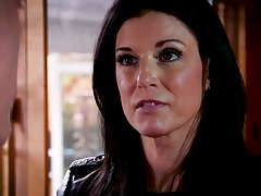 Torrid MILF India Summer wants some kinky sex and she's quite submissive