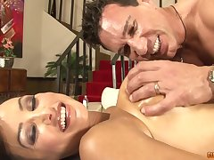 Lisa Ann - Kneading concerning surprise