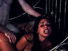 Hardcore extreme increased by toon porn xxx Poor little Latina