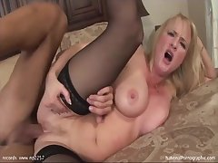 Arousing Mature With Stockings Takes Male Pay attention - Bethany Sweet