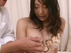 Queasy pussy Japanese MILF Junko Izawa enjoys getting fucked