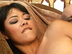 Anal sex with Dana Vespoli