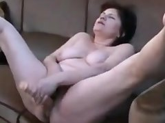 Natalia II - At Home Alone -  solo mature