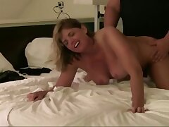 Hotwife is shared for the first years for her 50th birthday